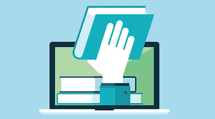 digitaal geprinte nieuwsbrief - papieren nieuwsbrief